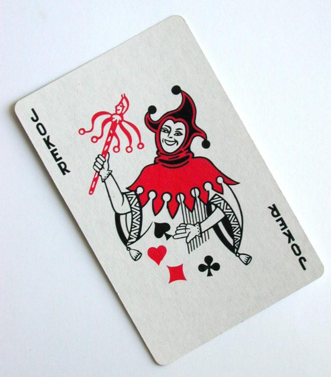 Джокер в кошельке для привлечения денег